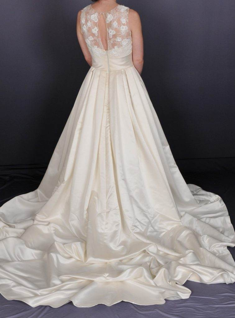 Lace Bridal Dress - Full Length