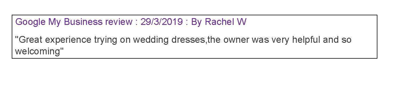 Google-review-Rachel-W